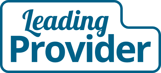 leading provider graphic
