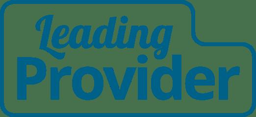 leading provider graphic