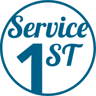service first badge icon